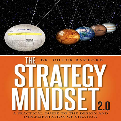 The Strategy Mindset 2.0 audiobook cover art