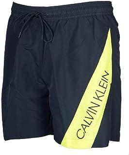 Calvin Klein Side Stripe Drawstring Swim Shorts