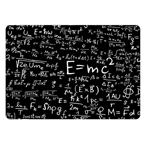 Math Formula Laptop Sticker Full Cover Skin for Macbook Pro Air Retina Mac 11 12 13 15 for Xiaomi Protective Decal Skin,A side,Pro 16 inch