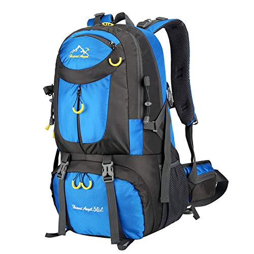 CMZ Backpack Bicycle Men and Women Sports Bag Mountaineering Bag Camping Bag Outdoor Backpack Riding Backpack