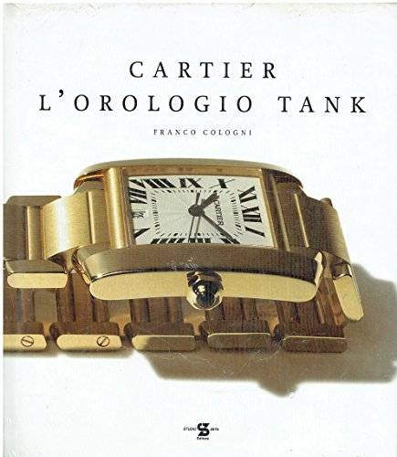 Cartier, l'orologio Tank