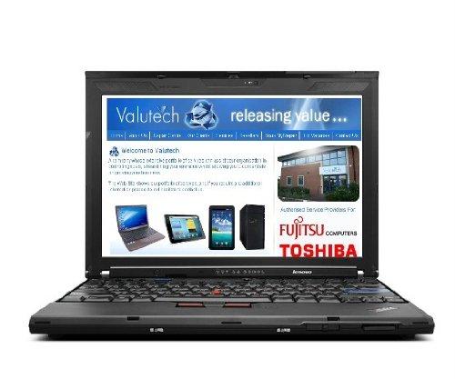 Lenovo Thinkpad X220i i3 2.1Ghz 2GB Ram 250GB 12.5' LED Webcam FingerPrint Reader Win7 Pro / Office 2010