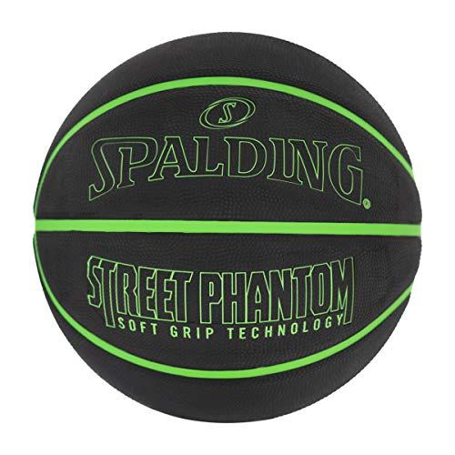 Spalding Street Phantom Outdoor Basketball Neon Green 29.5'