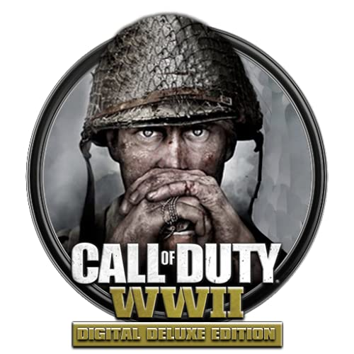 C-O-D- World-War II Deluxe Edition (Digital Download) Full PC Game – (NO DVD NO CD – NO ONLINE MULTIPLAYER MODE/NO REDEEM* CODE) – PC.