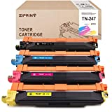 ZIPRINT Compatible Brother TN247 para Brother MFC-3750cdw MFC-L3770cdw DCP-L3550cdw HL-L3210CW L3230CDW L3270CDW MFC-L3710CW L3730CDN DCP-L3510CDW L3517CDW