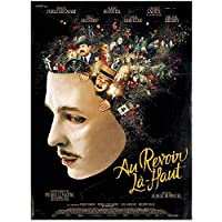Weitaianaurevoirlà-Haut(2017)See You Up There Movie Poster Canvas Print Painting Wall Art For Living Room Bedroom Decoration-50X70Cm Unframed