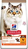 Hill's Science Plan NO GRAIN ADULT Alimento per Gatti con Pollo 1,5kg