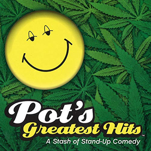 Pot's Greatest Hits audiobook cover art