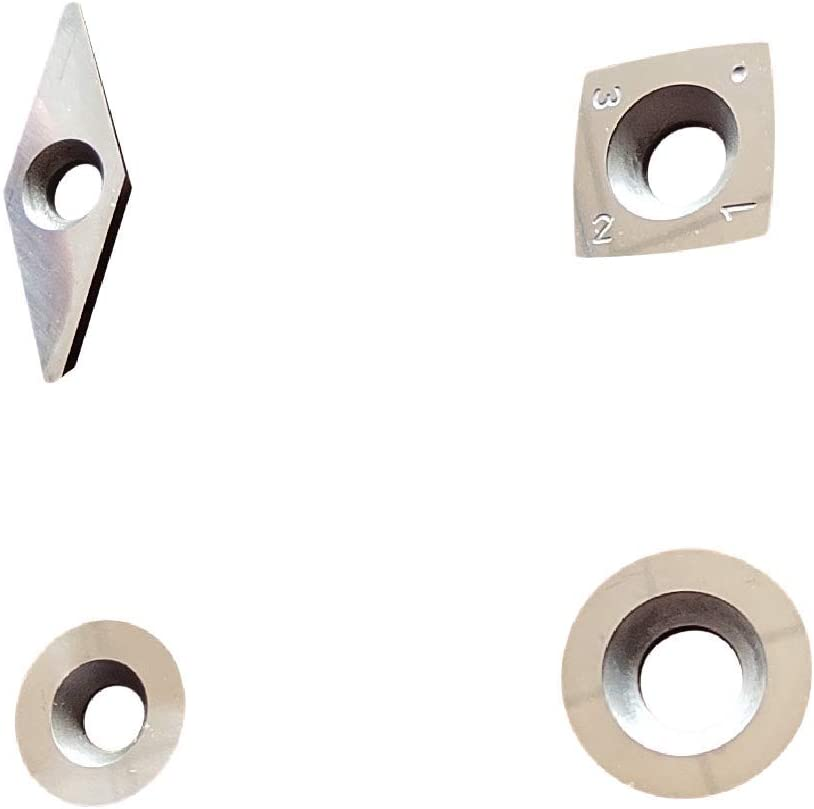 4 Piece Replacement Cutter for Tool Tipped Under Max 71% OFF blast sales Lathe Turning Carbide