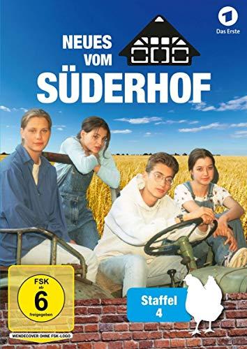 """Staffel 4 (""""Süderhof II"""") (2 DVDs)"""