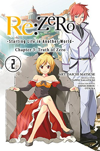 re:Zero Starting Life in Another World, Chapter 3: Truth of Zero, Vol. 2 (manga)