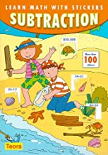 Subtraction (Learn Math With Stickers)