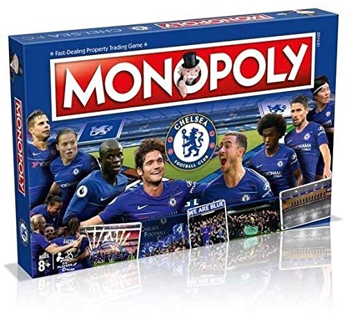 Monopoly 033190 Chelsea FC Board Game