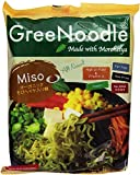 GreeNoodle with Miso Soup 74g, 6 Pack