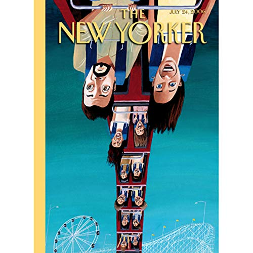 The New Yorker (July 24, 2006) audiobook cover art