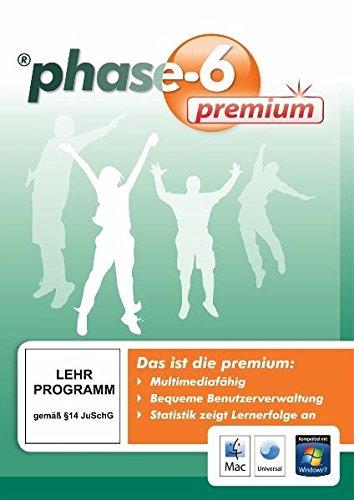 phase-6 premium Version 2.1 (PC+MAC)