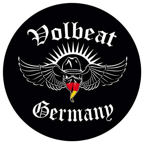 Volbeat Germany Autoaufkleber Sticker Aufkleber wasserfest