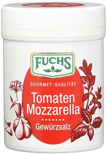Fuchs Tomaten Mozzarella Gewürzsalz, 3er Pack (3 x 100 g)