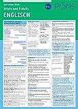 PONS Briefe&E-Mails Englisch auf einen Blick (PONS Auf einen Blick)