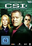 CSI: Crime Scene Investigation - Season 10 [6 DVDs] - Laurence Fishburne