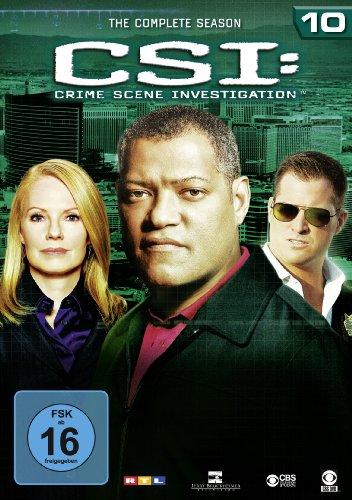 CSI: Crime Scene Investigation - Season 10 [6 DVDs]
