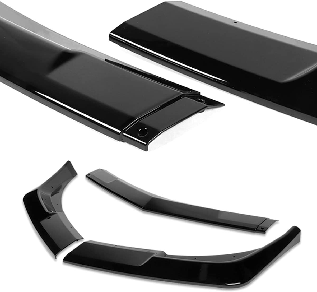 DriftX Performance 3PCS Front Max 75% OFF Bumper Compat Lip ...