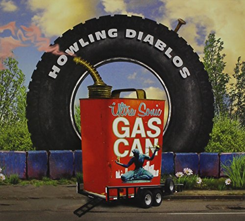 Ultra Sonic Gas Can