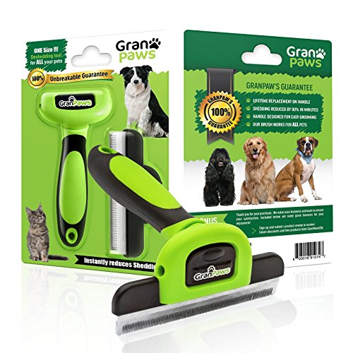 MARDOG Pet Grooming Supplies Deshedding Tool for...