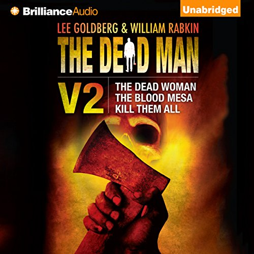 The Dead Man, Volume 2 audiobook cover art