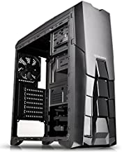 Thermaltake Versa N25 Dragon Scale SPCC ATX Mid Tower Gaming Computer Case CA-1G2-00M1WN-00