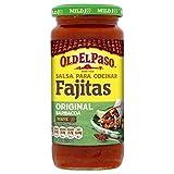 Old El Paso Salsa para Cocinar Fajitas, 395g