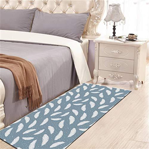 Teppich Moderne Schlafzimmer Sofa Couchtisch Matte Zimmer Bodenmatte leicht zu reinigen (160cmX200cm)