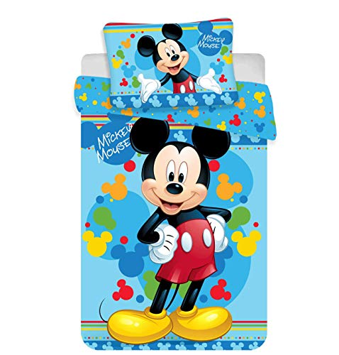 lidl baby bettwäsche mickey mouse