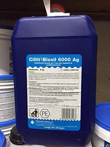 Cillit 010561AA Sanificante per condizionatori, incolore