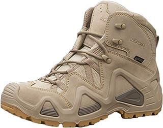 Zapatos de Senderismo GTX para Hombres, Zapatos para Caminar Impermeables para Mujeres al Aire Libre, Botas Militares táct...