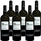 Diamine Pecorino Colline Pescaresi | Marchesi de Cordano | Confezione da 6 Bottiglie da 75...