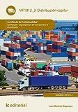 Distribución capilar. COML0209 - Organización del transporte y la distribución