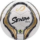Senda Volta Premier Soccer Ball, Fair Trade Certified, Gold/Grey, Size...