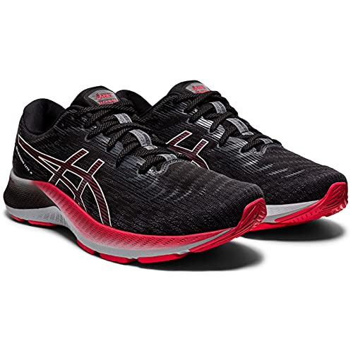 ASICS Gel-Kayano 28 Lite Chaussures de running pour homme - Noir - Black White, 45 EU EU