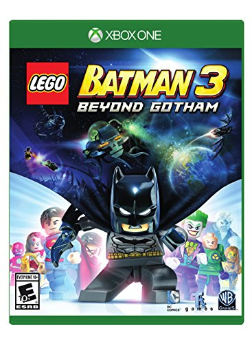 LEGO Batman 3: Beyond Gotham - Xbox One by Warner Home Video - Games