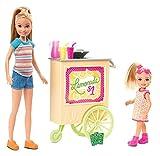 Barbie Team Stacie Lemonade Stand Doll Playset