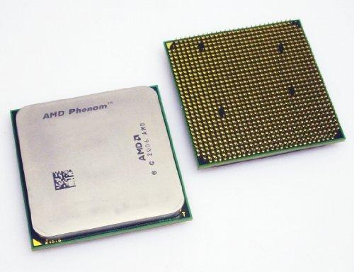 AMD Phenom X3 Triple Core Tray CPU HD860BWCJ3BGH 2.3 GHz 2300 MHz 533 MHz FSB