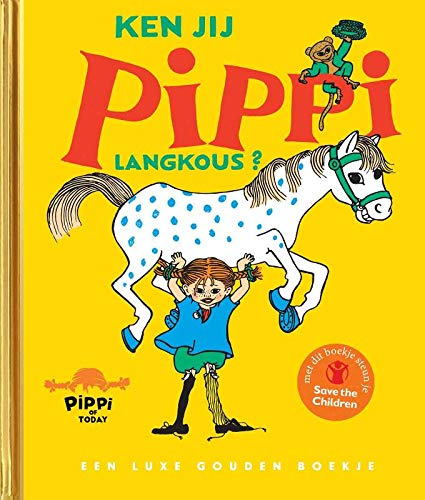 Ken jij Pippi Langkous?: Gouden Boekje
