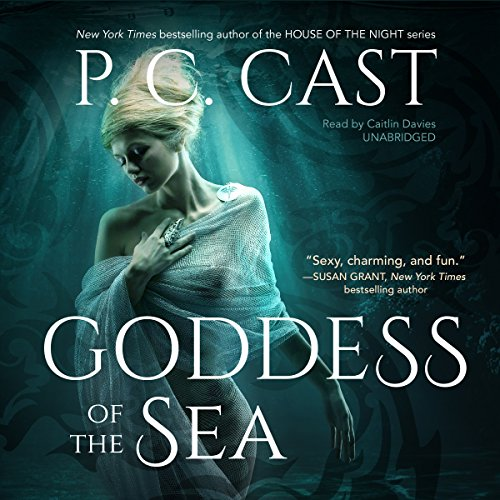 Goddess of the Sea audiobook cover art