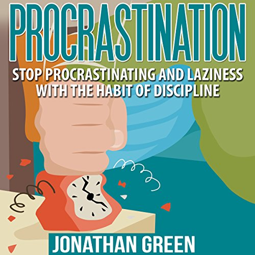 Procrastination Audiobook By Jonathan Green cover art