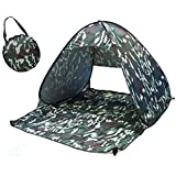 Indoor Outdoor Camouflage Pop Up Play Kids Storage Area Tent Dome Easy Quick