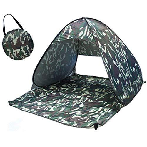 Dongbin Intérieur Extérieur Camouflage Pop Up Jeux pour Enfants Storage Area Tente Dôme Easy Light Rapide,165 * 150 * 110cm