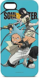 Skinit Pro Phone Case for iPhone 5/5s/SE - Officially Licensed Funimation Soul Eater Attack Design