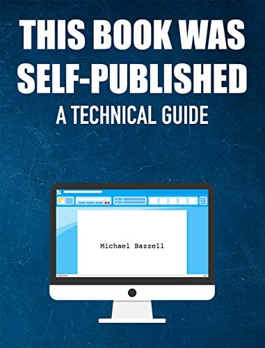 This Book Was Self Published A Technical Guide product image