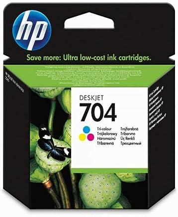 HP CN693AE (704) Mürekkep Kartuş 200 Sayfa, Üç Renkli